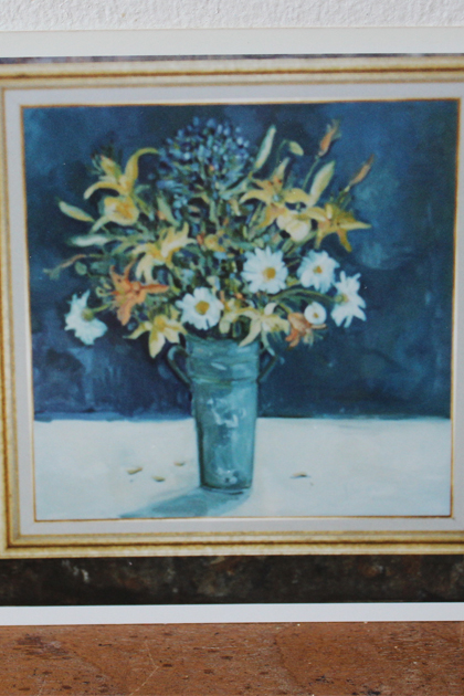 Example of FLoral Still Life Studies